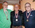 43 Senioren ermittelten Schachmeister