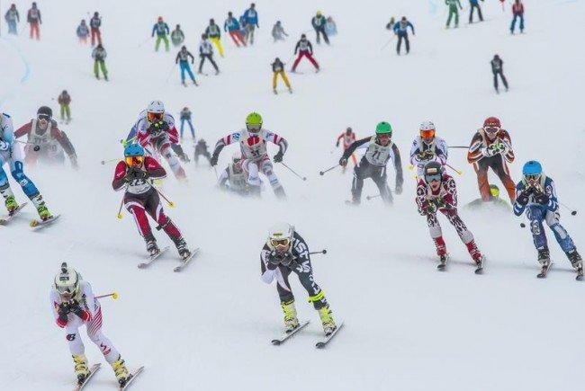 Neue Sieger beim Kultrennen am Arlberg