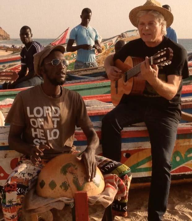 Fünf besondere Konzerte mit Wolfgang Verocai & Alhassane Camara (Senegal, Guinea).