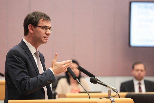 Vorarlbergs Landeshauptmann Markus Wallner unterstützt die gemeinsamen Forderungen der Landeshauptleute.