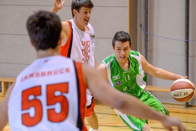 Medienauftakt live: Schulsport Basketball Bundesmeisterschaft in Vorarlberg