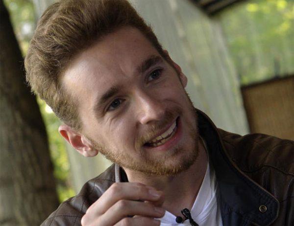 Auf zum ESC: Nathan Trent nach Kiew verabschiedet