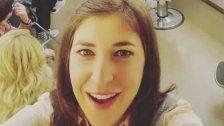 Fieses Selfie: Dieses Foto gefällt Kaley sicher nicht
