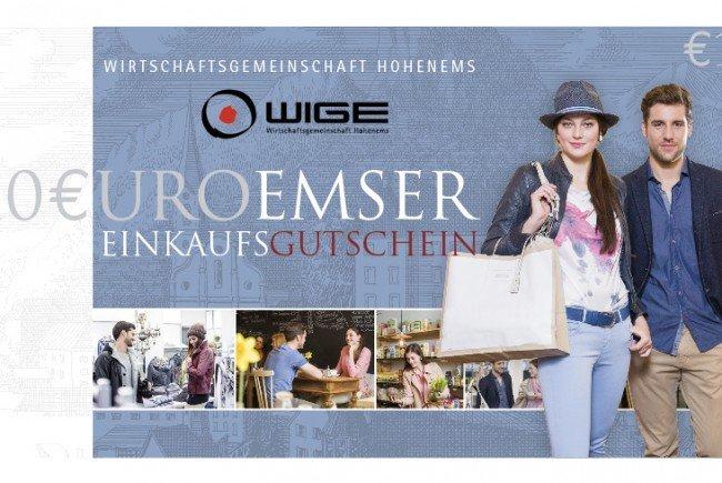 Weitere Informationen unter www.wige-hohenems.at
