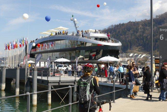 Rund 581.000 Passagiere und 4,86 Mio. Euro Umsatz - Saisonstart am Palmsonntag.
