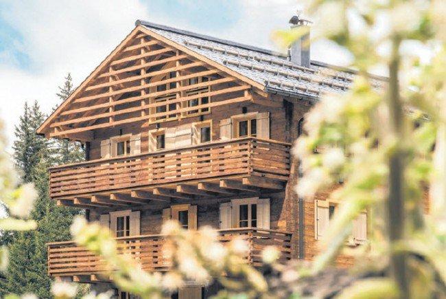 Fassaden mit Charakter. Holz macht schön.