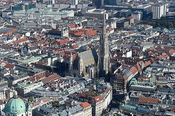 Wien liegt in der Gunst der Urlauber voran