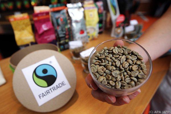 Auf das Fairtrade-Gütesiegel kommt es an