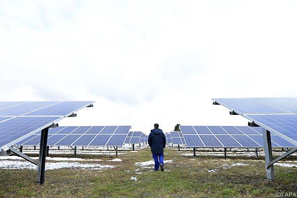 19 Hektar an Solaranlagen sind derzeit in Gebrauch