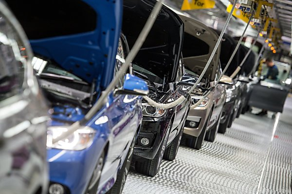 Produktionsstopp: BMW-Werke warten auf Teile von Bosch
