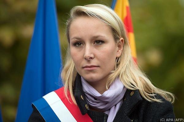 Sie hat genug: Le Pens Nichte zieht sich aus der Politik zurück