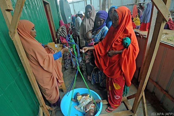 Somalia droht eine Hungersnot