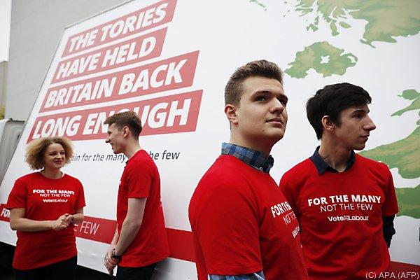 Brexit: Entwurf des Labour-Wahlprogramms will keinen Brexit ohne Abkommen