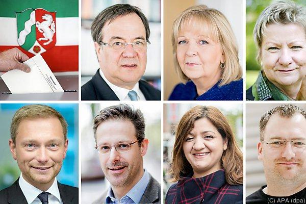 NRW-Wahl: Rot-Grün abgewählt - Kommt Schwarz-Gelb?