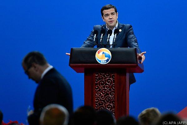 Neues griechisches Sparpaket dem Parlament vorgelegt
