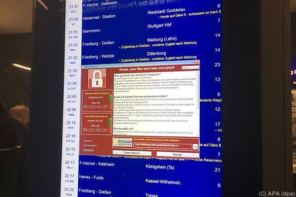 Europol: Mindestens 150 Länder von Cyber-Attacke betroffen
