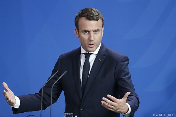 Macron ernennt neue französische Regierung