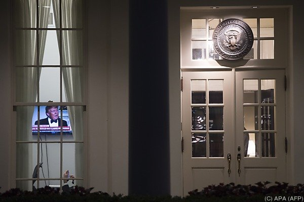 Trump: Habe Comey nicht zu Ende von Untersuchung gedrängt