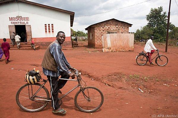 Mindestens 115 Tote nach Kämpfen in Zentralafrika
