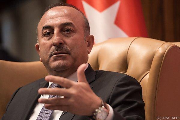 Cavusoglu übte auch erneut Kritik