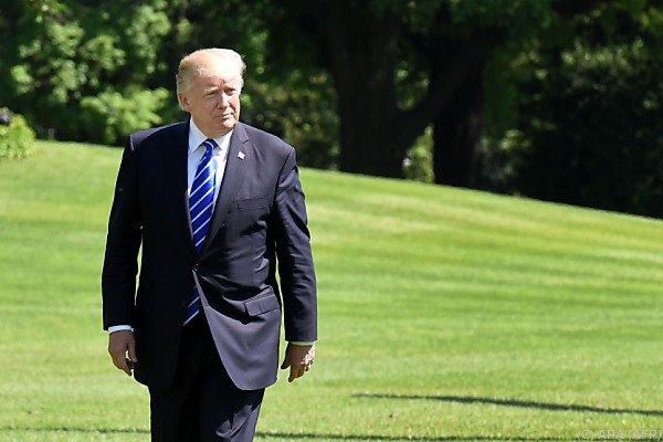 Trump macht sich auf in den Nahen Osten