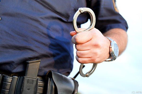 Die Verdächtigen wurden festgenommen