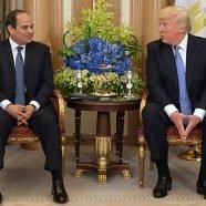 Trump bespricht mit arabischen Staatschefs Waffengeschäft