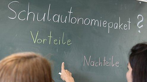 Hammerschmid drängt auf Umsetzung der Schulautonomie