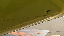 Passagiere entdeckten Loch in Air-Berlin-Flieger