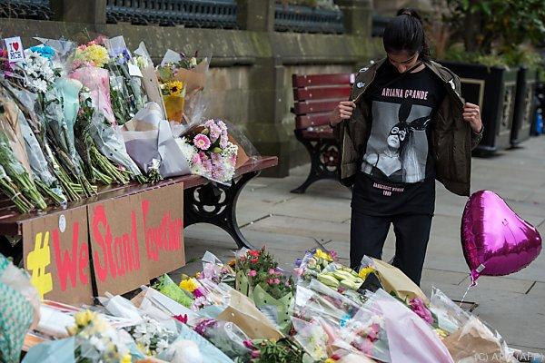 Manchester-Anschlag - Polizei: Attentäter war Teil eines Netzwerks