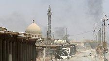 IS steht vor endgültiger Niederlage in Mossul