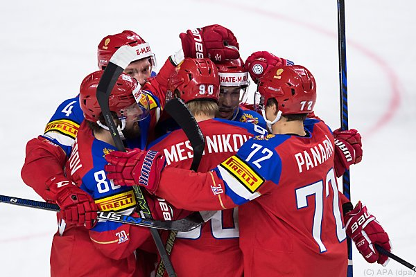 Kanada erneut im Endspiel der Eishockey-WM