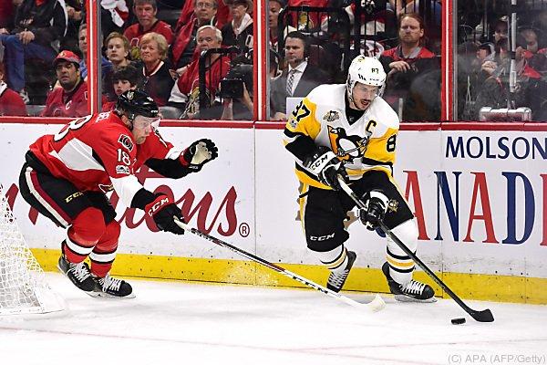 7:0 - Pittsburgh fehlt noch ein Sieg für NHL-Finale
