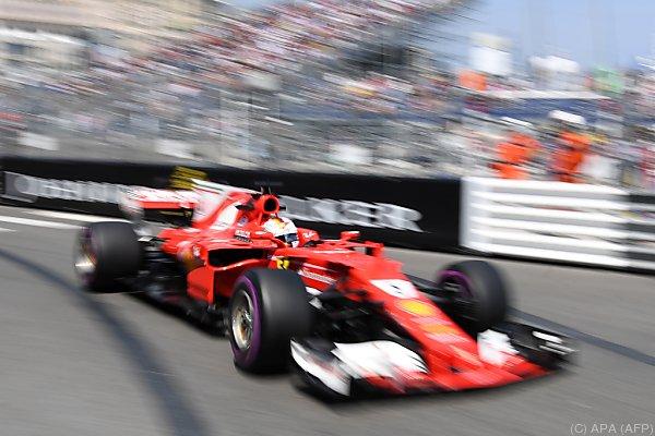 Vettel verbesserte seinen Rundenrekord