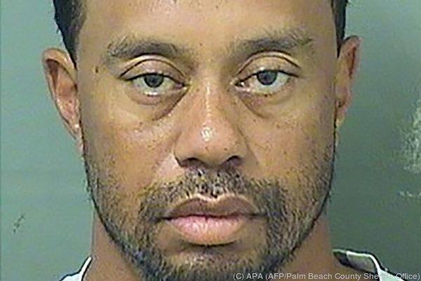 Tiger Woods wurde verhaftet