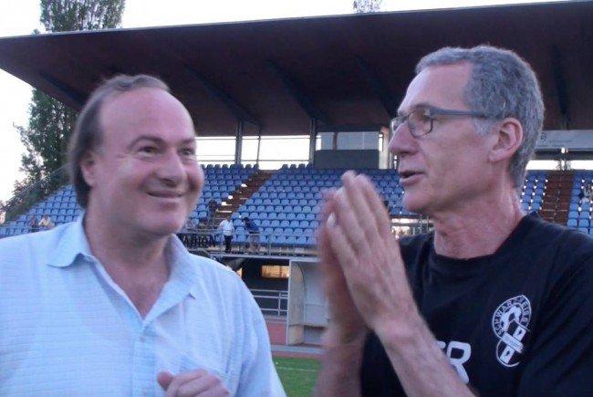 Bregenz Trainer Kloser übt Kritik an den Schiedsrichtern