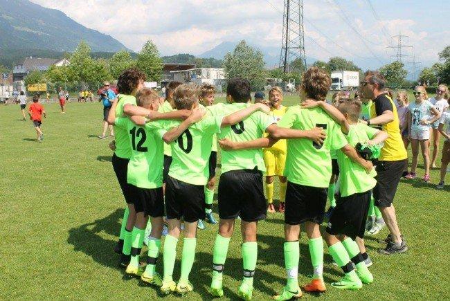 Satteins und Hohenems stehen im Schülerliga-Finale