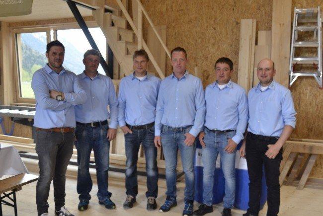 FB-Holzbau Team
