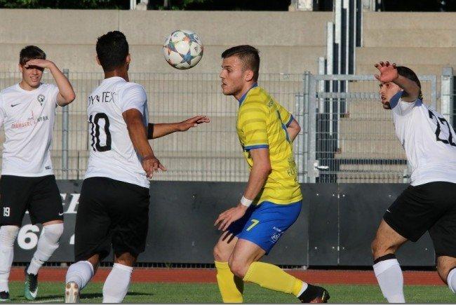 Hohenems steht zum siebenten Mal im Endspiel