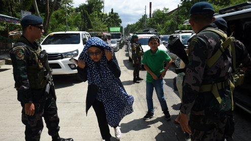 IS erobert erste Stadt auf den Philippinen: Kriegsrecht verhängt