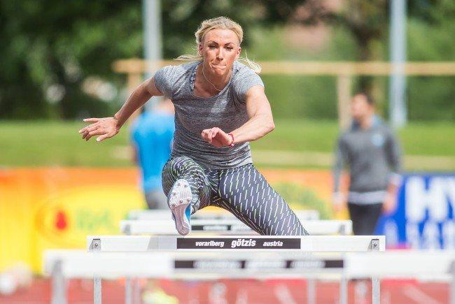 Sportler aus 27 Nationen treten dieses Wochenende in Götzis an.