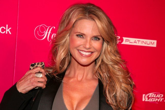 Christie Brinkley ist top in Form.