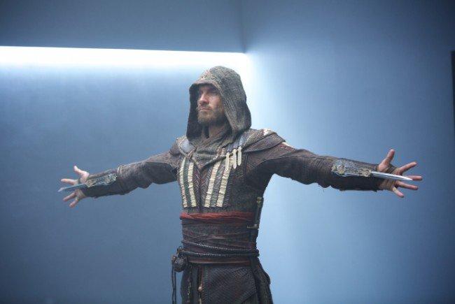 """VOL.AT verlost zwei Blu-rays von """"Assassin's Creed""""."""