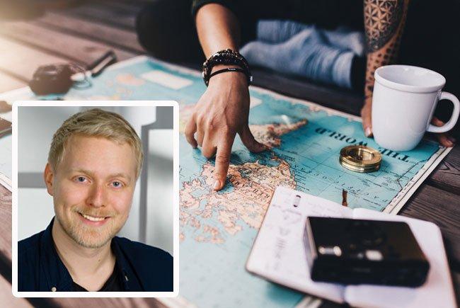 Vom Theologie-Lehramtsstudenten zum erfolgreichen Geschäftsführer: Daniel Frick