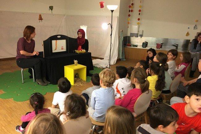 Freitagsgeschichte: Das kleine Ich-bin-Ich (deutsch/arabisch)