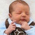 Geburt von Jonas Fitsch am 11. Mai 2017