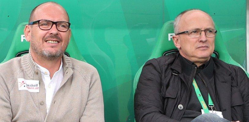SCR Altach feuert Coach Martin Scherb! - So begründet Zellhofer den Rauswurf