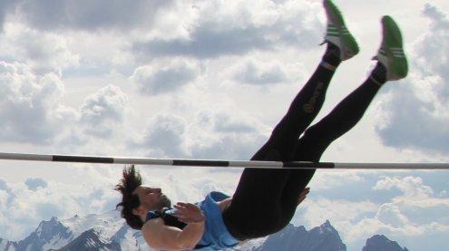 """""""Jump & View"""" auf dem Hohen Kasten: Sprünge in luftiger Höhe"""