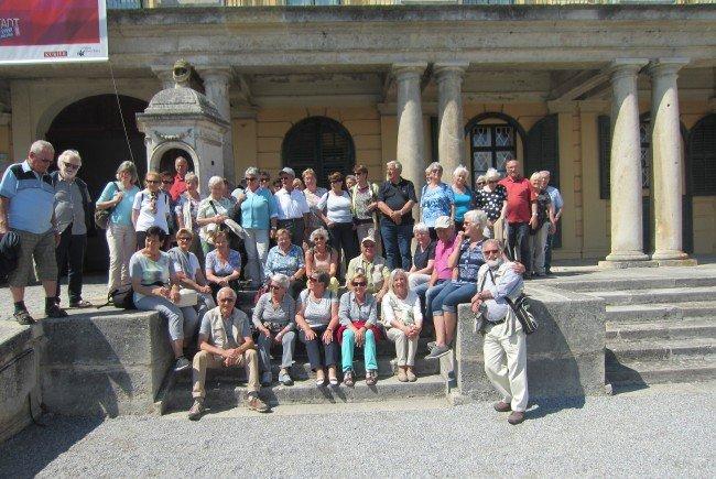 Seniorenreise Wien