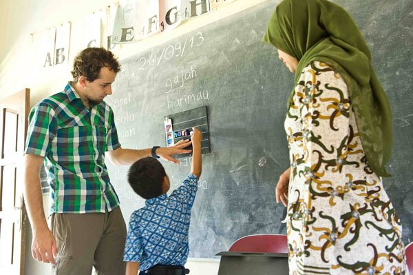 Mit dem Europäischen Freiwilligendienst (EFD) geht es ab August für ein halbes Jahr nach Indonesien.